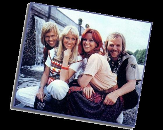 Легендарные шведы | ABBA